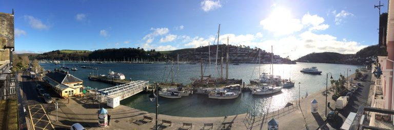 Dartmouth Dartside views