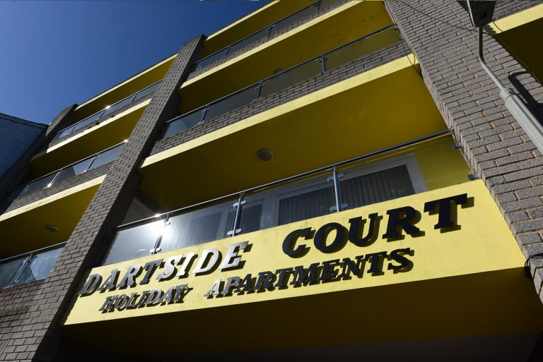Dartside Court Exterior