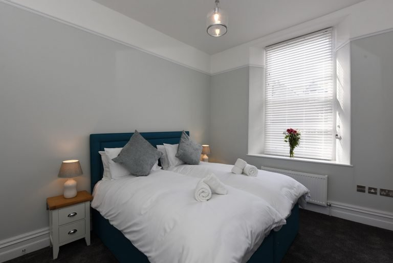 Dartside Holidays The Angle Bedroom Accommodation Property Dartmouth
