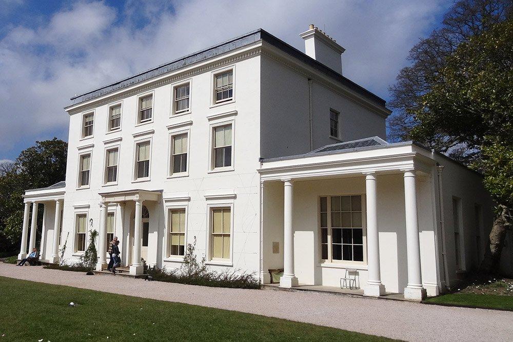 Greenway Estate House near dartmouth