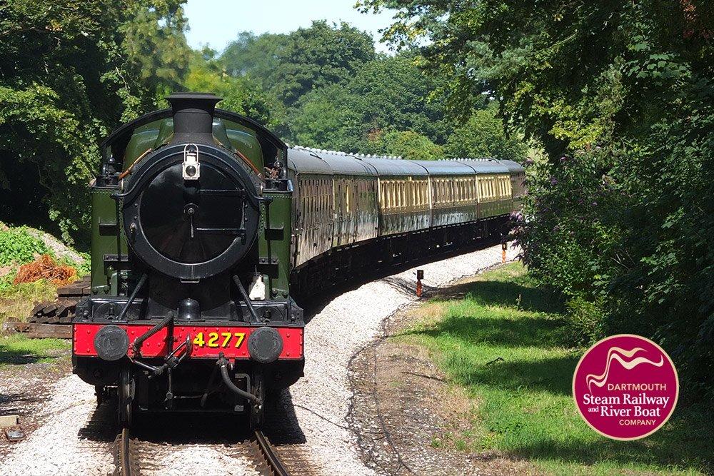 Dartside Attractions Steam Railway Dartmouth