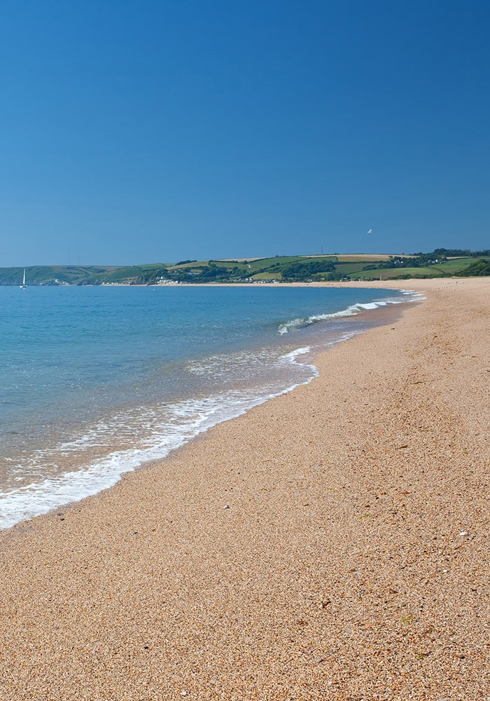 Dartside Holidays Slapton Sands Beach