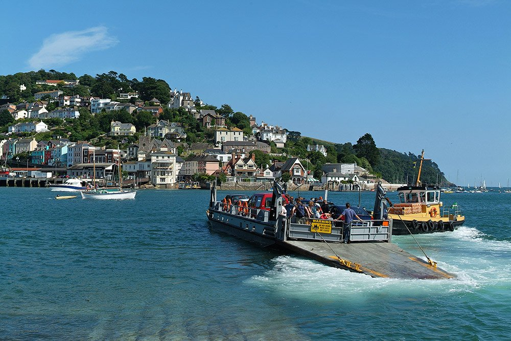 Dartside Holidays Dartmouth Car Ferry